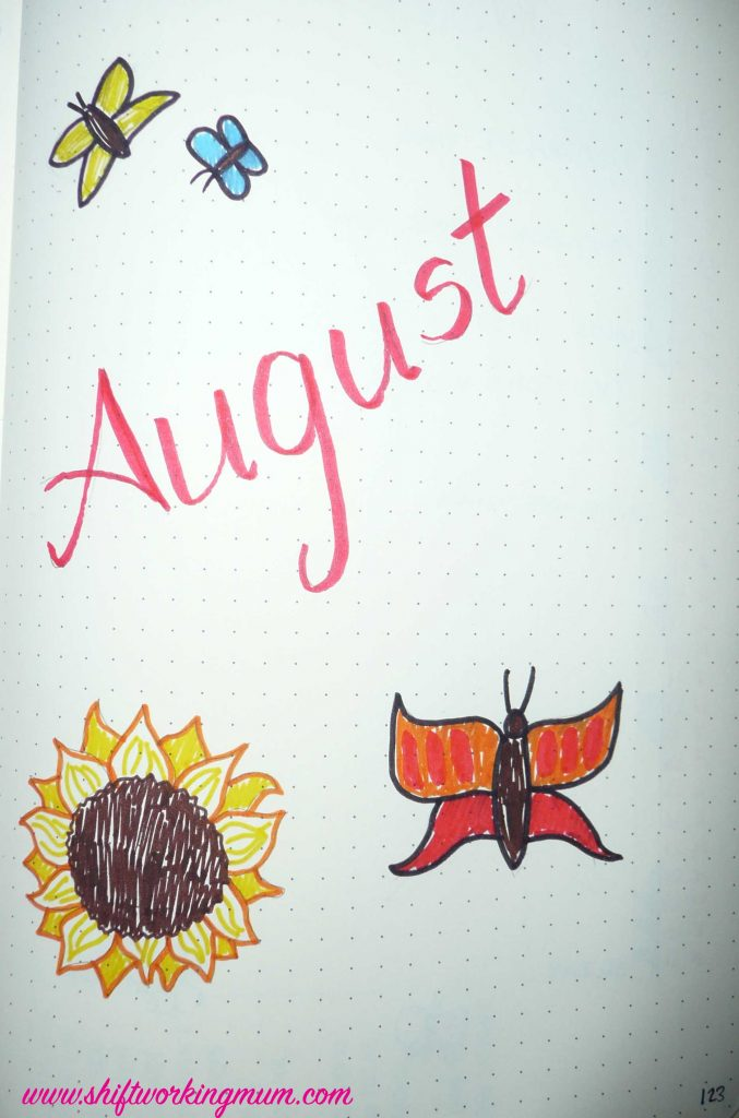 August 2018 cover page