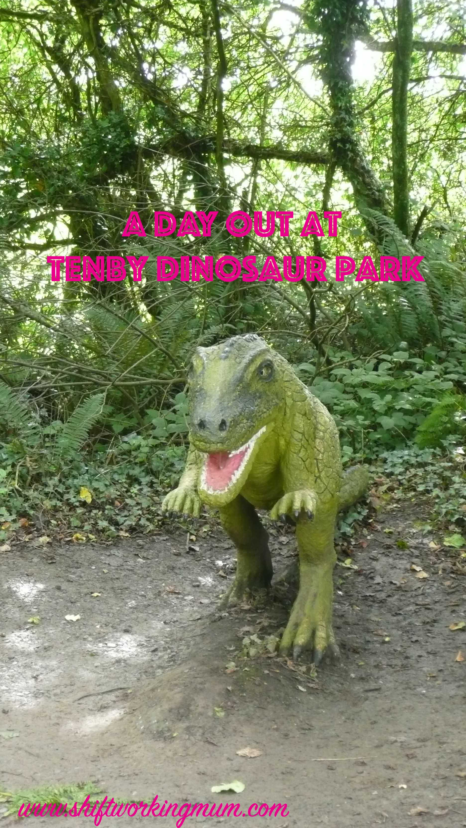 A Day out at Great Wedlock Dinosaur Experience