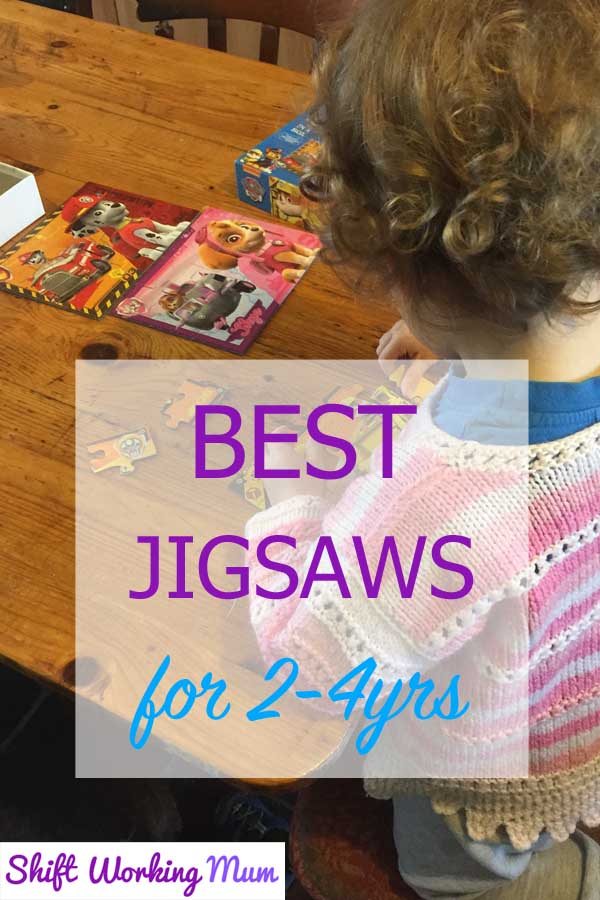 Best jigsaws for toddlers pin