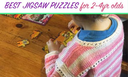 Best Jigsaws for Two to Four year olds
