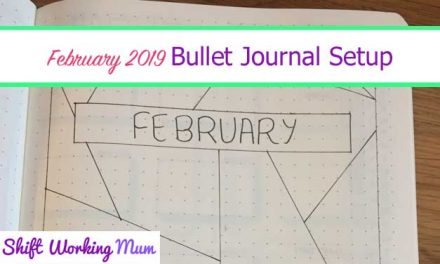 Plan with Me February 2019 Bullet Journal