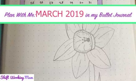 Plan With Me: March 2019 in my Bullet Journal